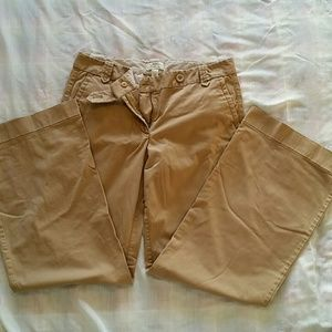 Pre-owned Tan causal pants size 8